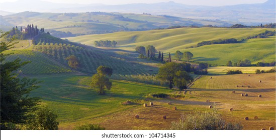 Tuscany, Italy. high resolution landscape