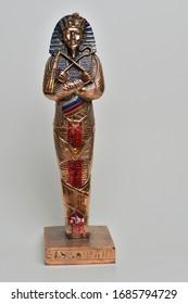 Tutankhamun Faraon Ancestral of Egypt