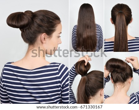 Tutorial Photo Step By Step Easy Stock Photo Edit Now 671330167