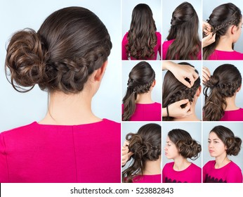 Royalty Free Simple Hairstyle Images Stock Photos Vectors