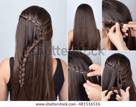 Tutorial Photo Step By Step Simple Stock Photo Edit Now 481516516