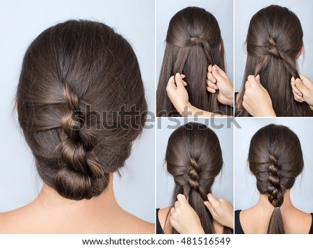 Tutorial Photo Step By Step Simple Stock Photo Edit Now 481516549