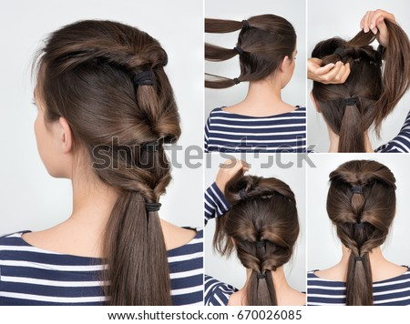 Tutorial Photo Step By Step Simple Stock Photo Edit Now 670026085