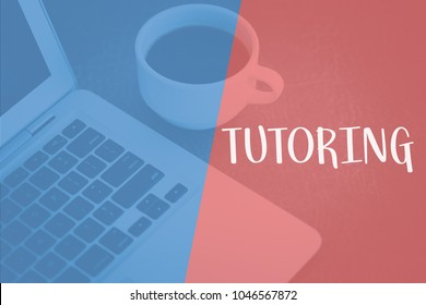 TUTORING AND WORKPLACE CONCEPT