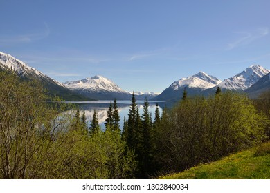 Tutshi Lake, BC, Canada May 13th 2016    Taken between Bennett and Conrad, on the shoreline of Tutshi Lake off the Alaska Highway 1 and Klondike Highway 2 in Northern British Columbia, Canada.