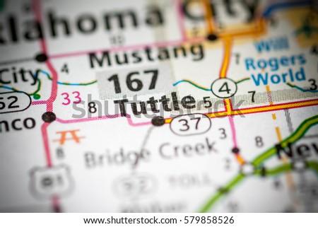 Tuttle Oklahoma Usa Stock Photo Edit Now 579858526 Shutterstock