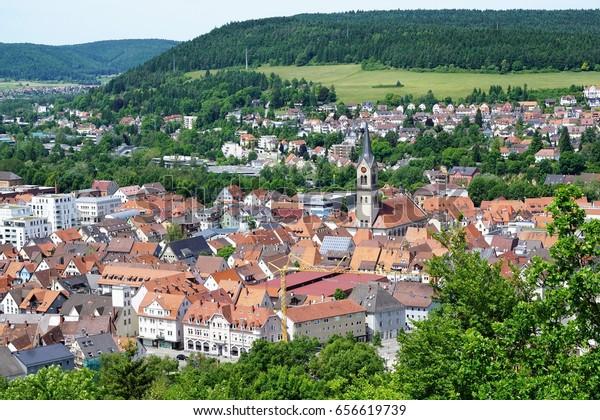 Tuttlingen Germany Stock Photo (Edit Now) 656619739