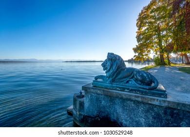 Tutzing, Starnberg Lake, Germany