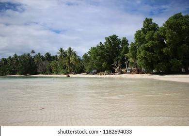 Tuvalu Funafuti Atoll