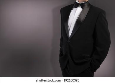 Tuxedo.