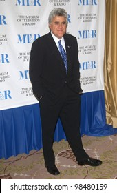 TV chat show host JAY LENO at the Museum of Television & Radio Gala, in Beverly Hills. November 10, 2003  Paul Smith / Featureflash