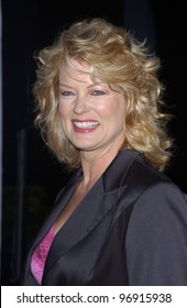 TV presenter MARY HART at charity event at Santa Monica Airport for The Robb Report's Best of the Best: Los Angeles. August 28, 2004