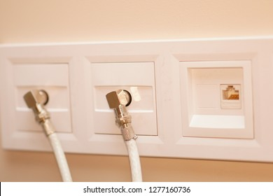 Tv Aerial Socket Images, Stock Photos & Vectors | Shutterstock