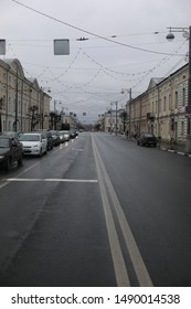 TVER -20 APR 2019: Main road to Tver in spring