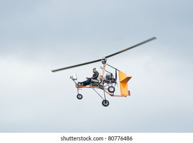 Gyrocopter Images, Stock Photos & Vectors | Shutterstock