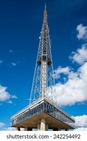 TV-Tower of Brasilia/ Brasil