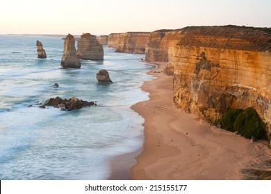 Twelve Apostles, Great ocean road, Australia.