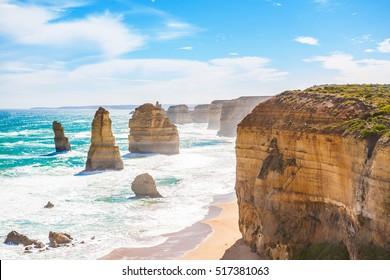 Twelve Apostles, Great Ocean Road, Melbourne, Australia