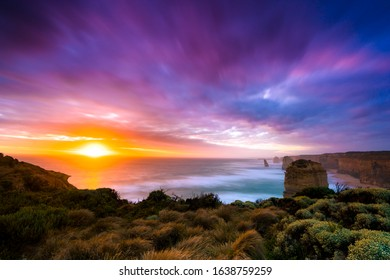 The Twelve Apostles, Port Campbell.