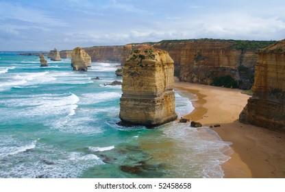 """Twelve apostles"" in Port Douglas, Australia"