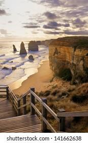Twelve Apostles Rocks - Australia