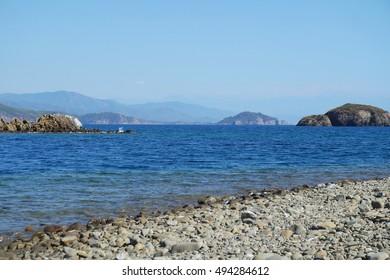 twelve islands, fethiye, turkey