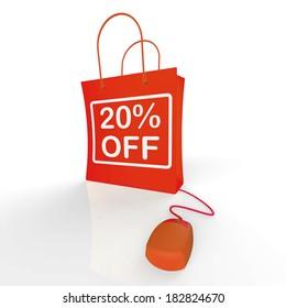 Twenty Percent Off Bag Represent Online 20 Sales and Discounts