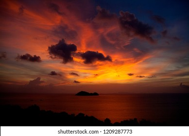 Twilight Holidays Sky