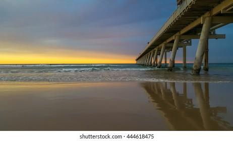 Twilit Pier