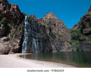 Twin Falls, Kakadu National Park, Northern Territory, Australia