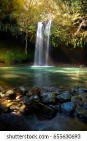 Twin Falls, Maui, Road to Hana