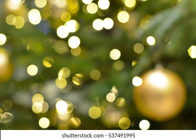 Twinkly Lights, Christmas Background