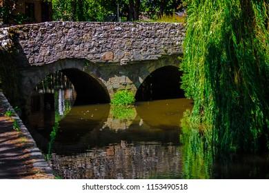 Two arch bridge