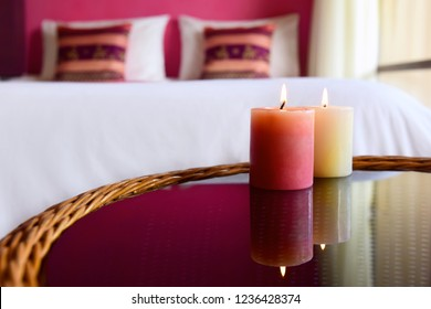 Candles Bedroom Images Stock Photos Vectors Shutterstock