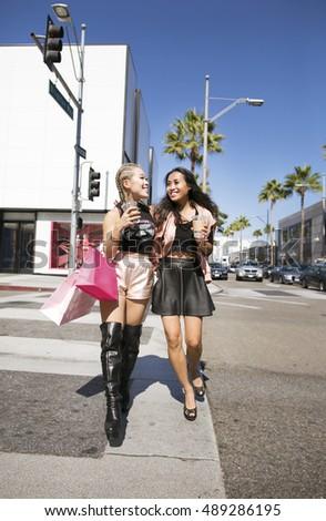 California asian girls