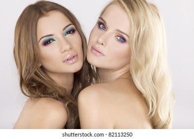 Lesbian lingerie hentai