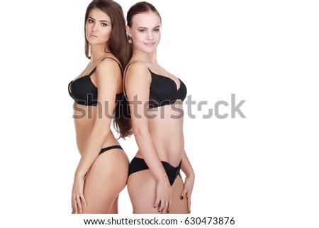Two Girls In Panties
