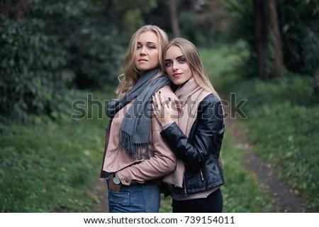 Two beautiful lesbians