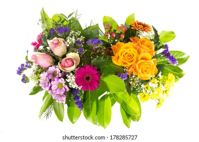 Two bouquets of flowers 4