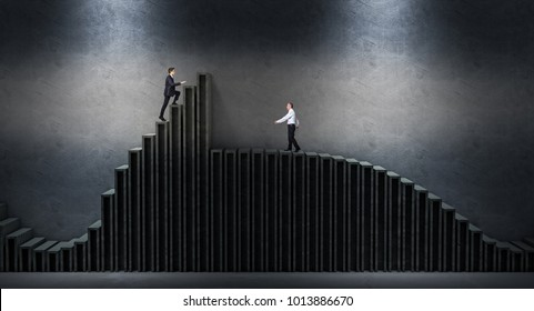 two businessman 