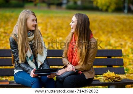 Charming gals mature