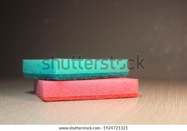 two-colored-cleaning-sponges-stacked-600
