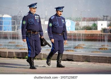 Cossack Police