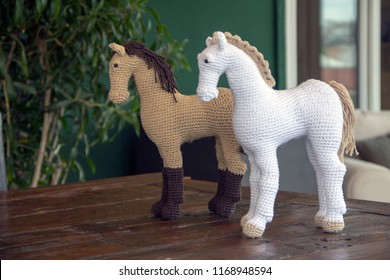 Horse Amigurumi Crochet Tutorial Part 1 - YouTube | 280x390