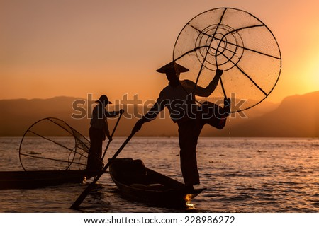 two fishermen
