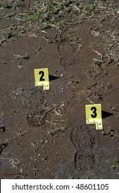 Two Footprints