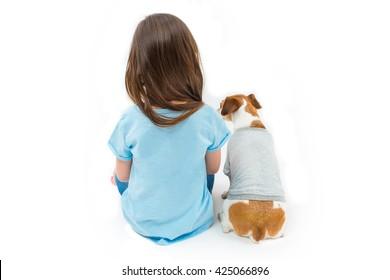 Kids Shirt Template Stock Photos, Images & Photography