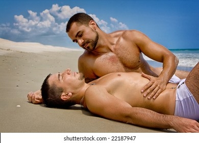 Beach gay sex chat img