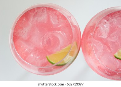 Two Gin and Tonics