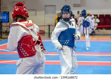 Taekwondo Helmet Images, Stock Photos & Vectors | Shutterstock